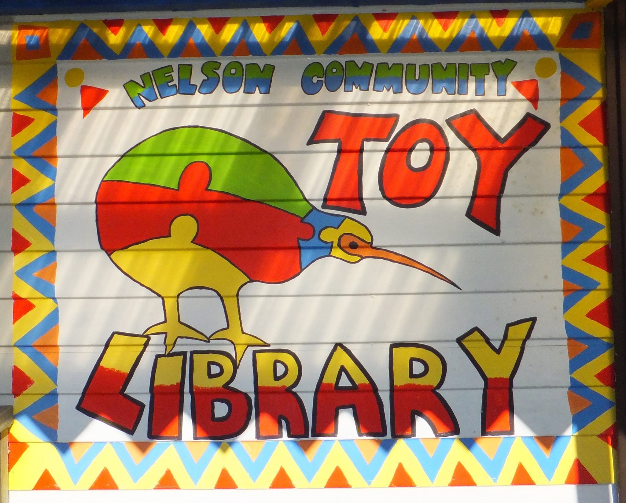 Nelson Community Toy Library Logo